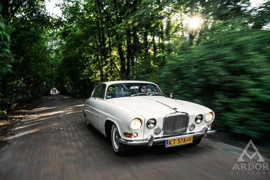 Jaguar Mark 10 1963 Cyrankiewicz