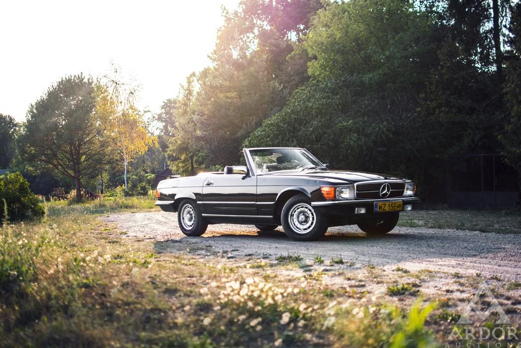 Mercedes 280SL 1978