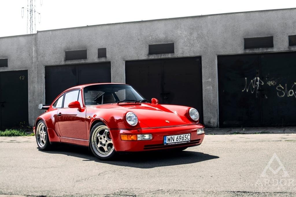 Porsche 911 965 Turbo 1994