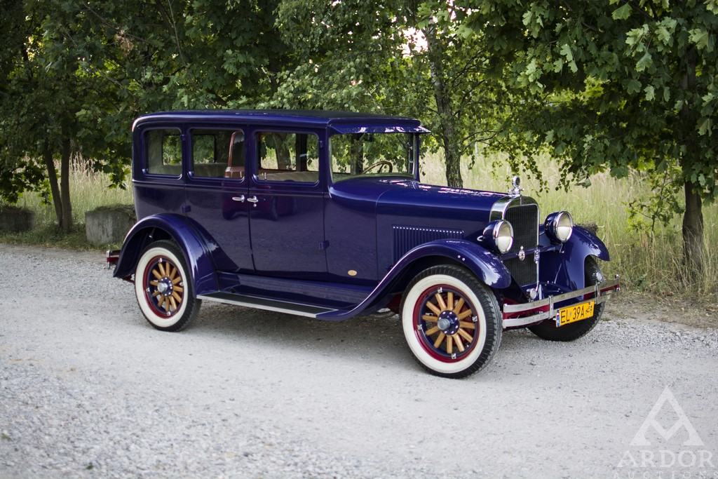 Dodge Brothers Six 1927
