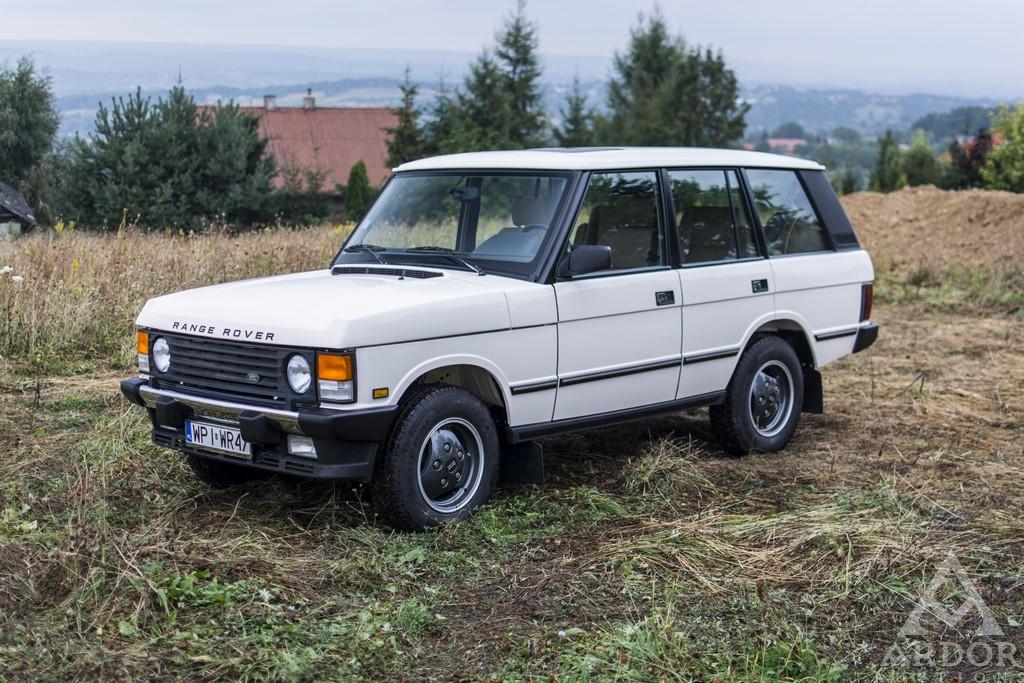 Range Rover Classic County