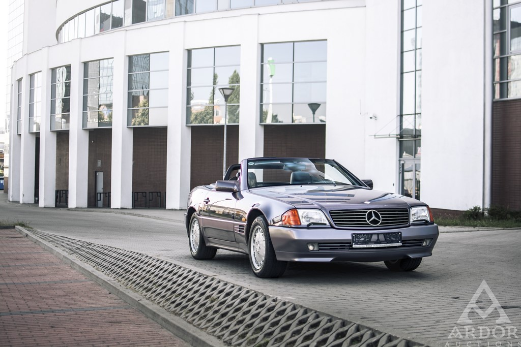 Mercedes R129 500SL