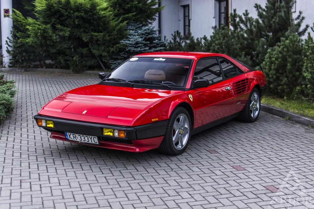 Ferrari Mondial 1983