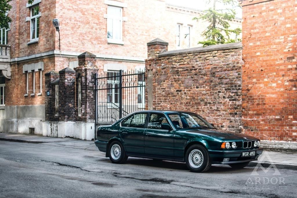 BMW 525i E34 1991